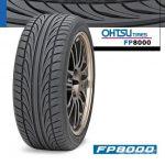 1-New-23535ZR19-Ohtsu-FP8000-91W-XL-Tire-Falken-F30483906-2353519-0