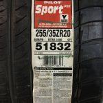 1-New-255-35-20-Michelin-Pilot-Sport-PS2-Tire-0-0