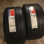 2-BRAND-NEW-2853519-MICHELIN-PILOT-SPORT-PS2-TIRES-0-0