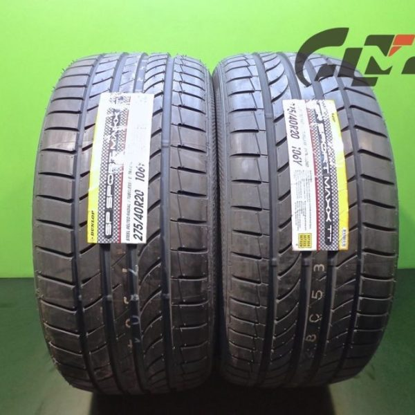 2-Brand-New-Dunlop-Tires-2754020-SP-SPORT-MAXX-TT-106Y-36841-0