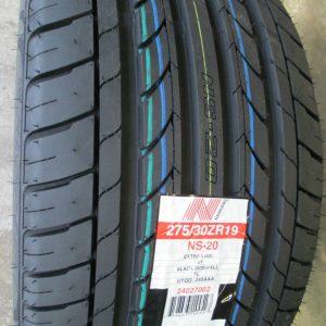2-New-27530ZR19-Inch-Nankang-NS-20-Tires-275-30-19-2753019-R19-0