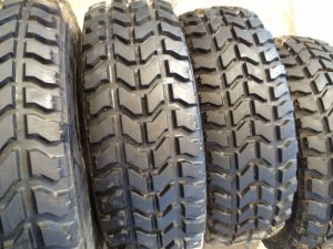 4-GOODYEAR-WRANGLER-MT-37X125R165-MILITARY-H1-HUMMER-HUMVEE-TIRES-70-TREAD-0