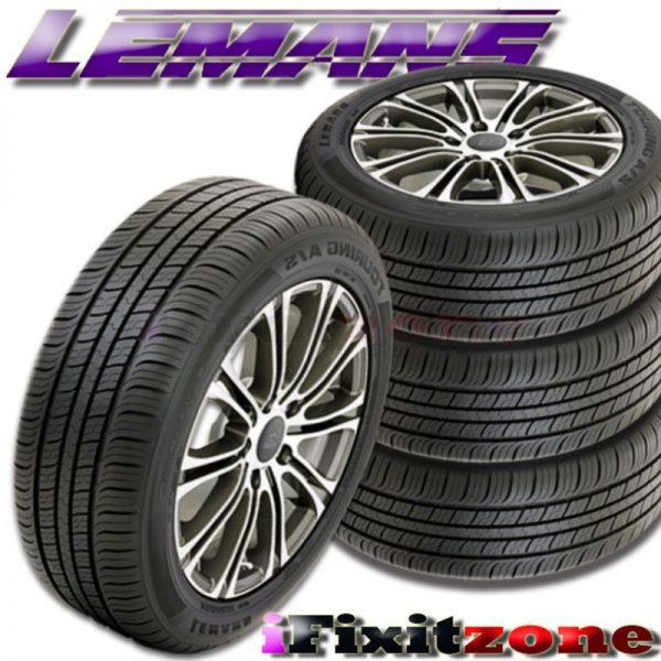 4-Lemans-By-Bridgestone-Touring-AS-22560R16-98H-380AA-All-Season-Tires-New-0