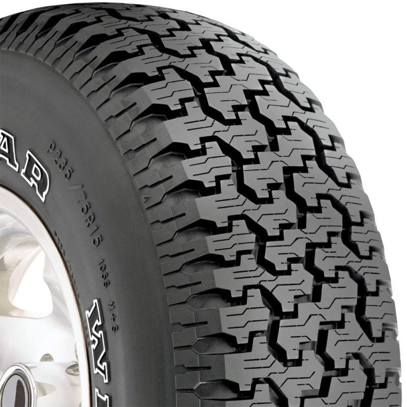 Tires For Cheap >> 4 New P235 75 15 Goodyear Wrangler All Terrain At White Letter 75r R15 Tires