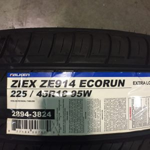 4-New-225-45-18-Falken-Ziex-ZE-914-Eco-Run-Tires-0
