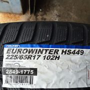 4-New-225-65-17-Falken-Euro-Winter-HS449-Snow-Tires-0-0
