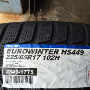 4-New-225-65-17-Falken-Euro-Winter-HS449-Snow-Tires-0