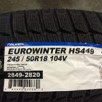 4-New-245-50-18-Falken-Euro-Winter-HS449-Snow-Tires-0