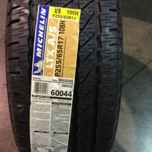 4-New-255-65-17-Michelin-LTX-AS-Tires-0