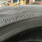 BRAND-NEW-Goodyear-Fortera-SL-30545R22-Tires-Set-of-4-tires-0-1