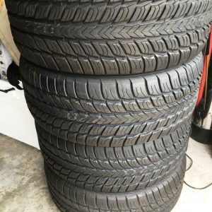 BRAND-NEW-Goodyear-Fortera-SL-30545R22-Tires-Set-of-4-tires-0