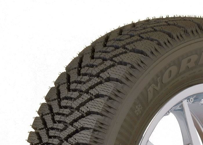 Goodyear Nordic Winter Tire >> Closeout Sale 4 New 235 65r16 Goodyear Nordic Winter 101s Bw Tires