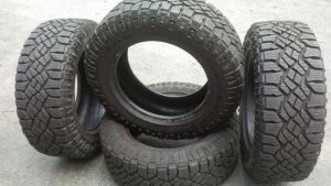 GOODYEAR-DURATRAC-TIRES-slightly-used-0