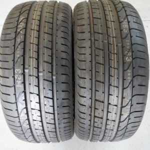 P23535ZR19-Pirelli-P-Zero-Tires-NEW-pair-of-2-2353519-0