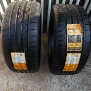 2-NEW-Continental-Tires-25545-ZR19-100Y-2554519-Conti-sportcontact-3-2554519-0-0