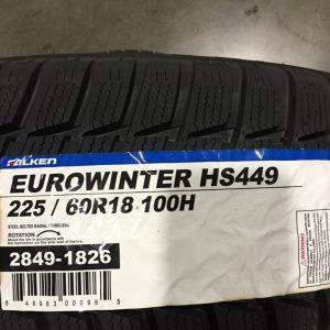 4-New-225-60-18-Falken-Euro-Winter-HS449-Snow-Tires-0