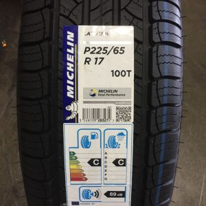 4-New-225-65-17-Michelin-Latitude-Tour-Tires-0